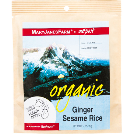 photo: Mary Janes Farm Organic Ginger Sesame Pasta