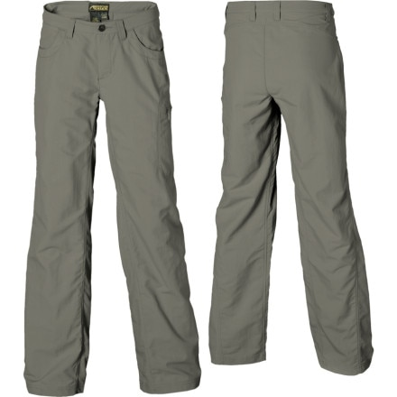 photo: Mountain Khakis Women's Snake River Pant hiking pant