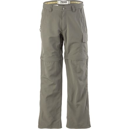 photo: Mountain Khakis Snake River Convertible Pant