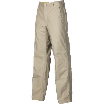 Mountain Khakis Original Mountain Pant - Flannel-Lined - Men's