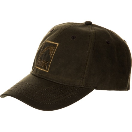 Mountain Khakis Waxed Cotton MK Icon Cap