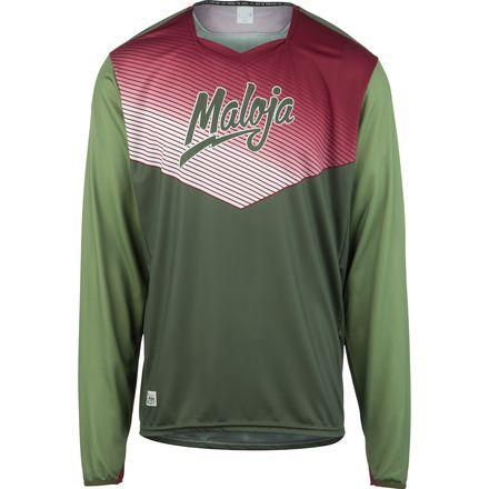 Maloja HankM.FR 1/1 Jersey - Long-Sleeve - Men's