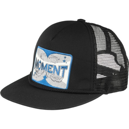 Moment Patch Trucker Hat
