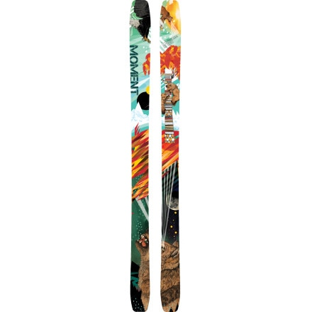 Moment Sierra Ski - Women's