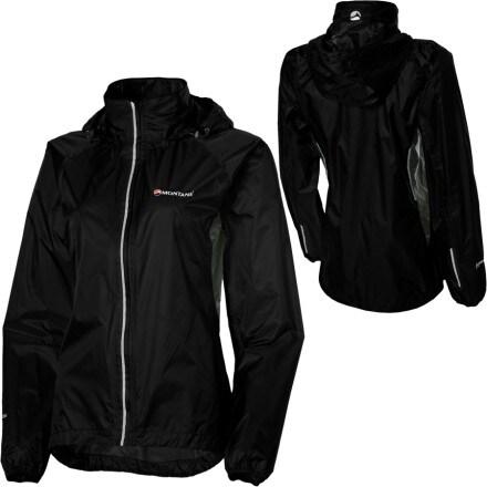 photo: Montane Women's Lite-Speed H2O Jacket waterproof jacket