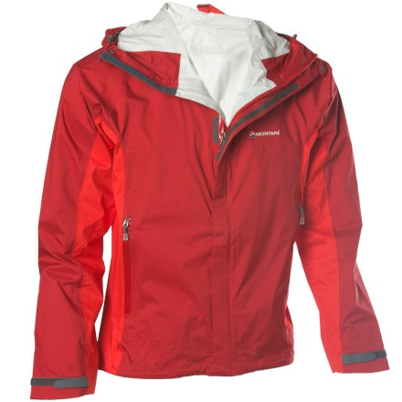 photo: Montane Atomic DT Jacket waterproof jacket