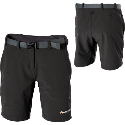 photo: Montane Women's Terra Alpine Shorts hiking short