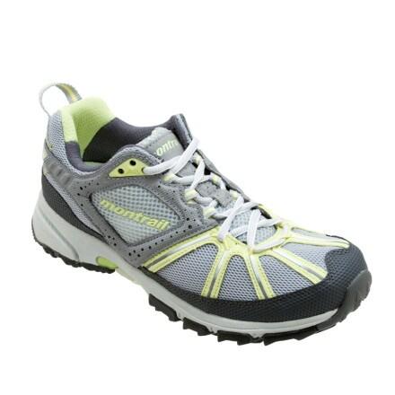 photo: Montrail Women's Streak trail running shoe