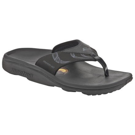 photo: Montrail Molokai flip-flop