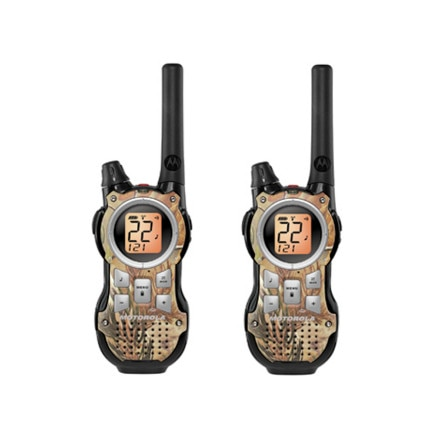 photo: Motorola Talkabout MR355R Two-Way Radios radio