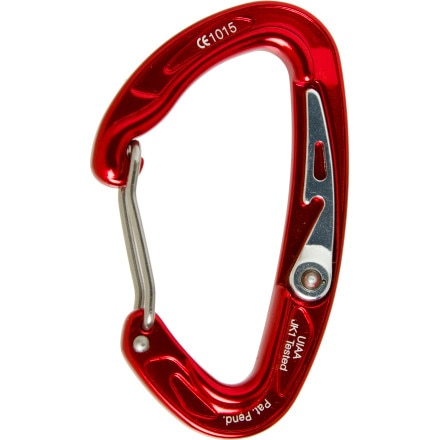 photo: Mad Rock Trigger Wire Carabiner non-locking carabiner