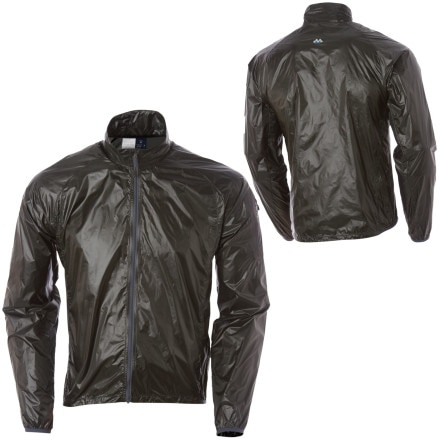 photo: MontBell U.L. Wind Jacket wind shirt