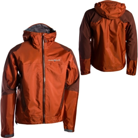 photo: MontBell Thunderhead Jacket
