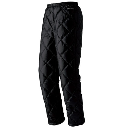 photo: MontBell U.L. Down Inner Pants down insulated pant