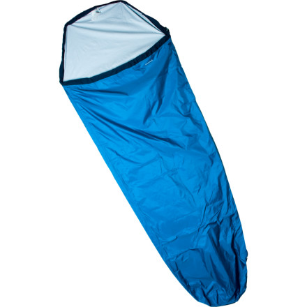 photo: MontBell U.L. Sleeping Bag Cover bivy sack