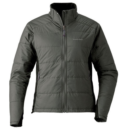 photo: MontBell Women's Thermawrap BC Jacket synthetic insulated jacket