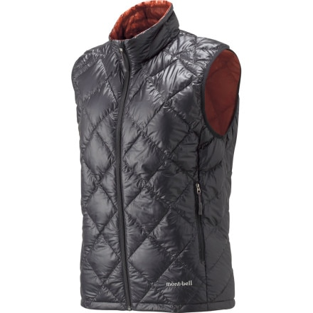 photo: MontBell Women's U.L. Down Inner Vest