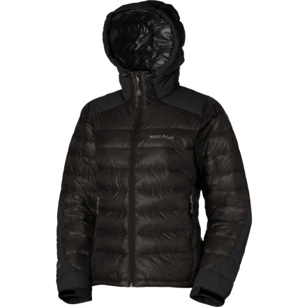 photo: MontBell Women's Frost Smoke Parka