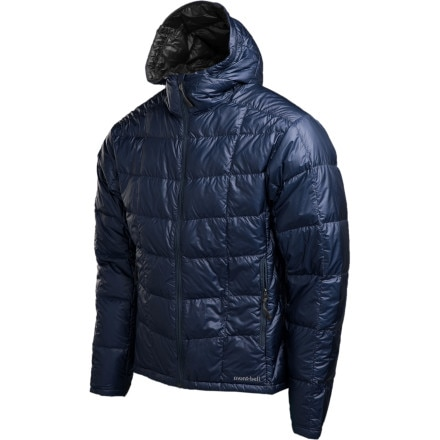 photo: MontBell Men's U.L. Down Parka