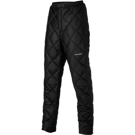 photo: MontBell Men's U.L. Down Pant