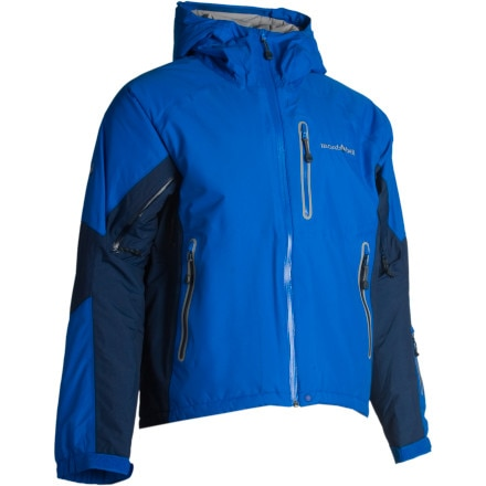 photo: MontBell Powder Light Parka synthetic insulated jacket