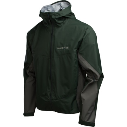photo: MontBell Rain Trekker Jacket waterproof jacket