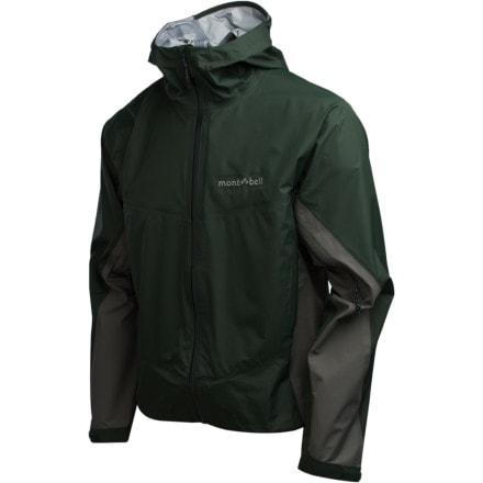 MontBell Rain Trekker Jacket