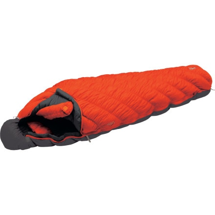 MontBell U.L. Super Spiral Hugger #1 Sleeping Bag: 15 Degree Down