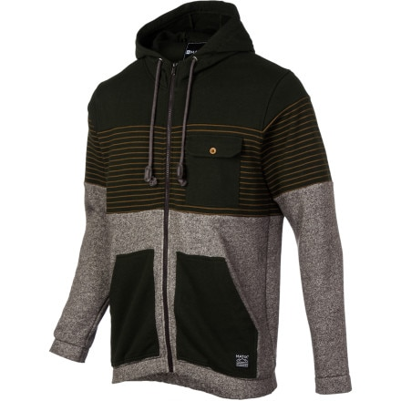Matix Cruise Full-Zip Hoodie - Men's