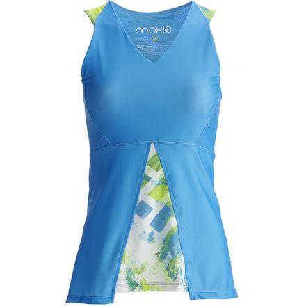 Moxie Cycling Summer Peplum Jersey - Women's