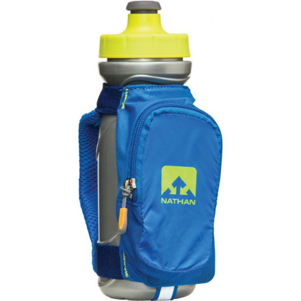 Nathan Quickdraw Plus Water Bottle - 22oz