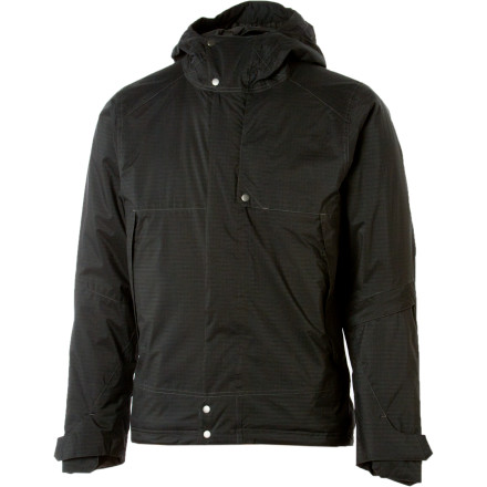 photo: Nau Insular Jacket snowsport jacket