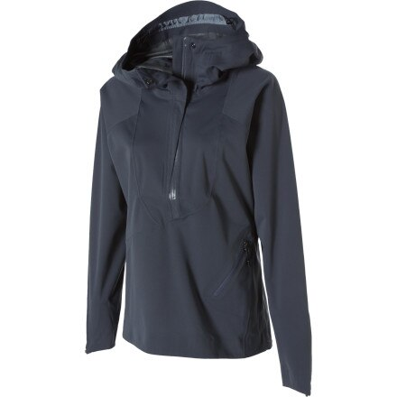 NAU Wafer Hooded Pullover Jacket - Women's
