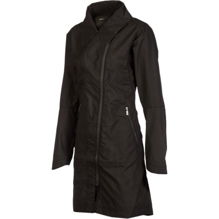 NAU Waximum Trench Coat - Women's