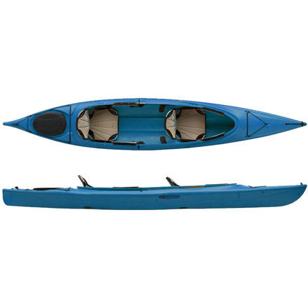 photo: Native Watercraft Marvel 14.5 Tandem recreational kayak