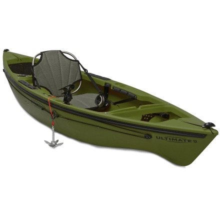 Native Watercraft Ultimate 12 Angler Kayak