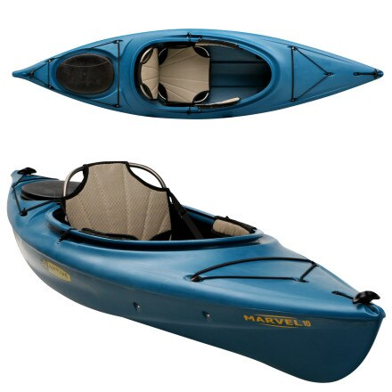photo: Native Watercraft Marvel 10 recreational kayak