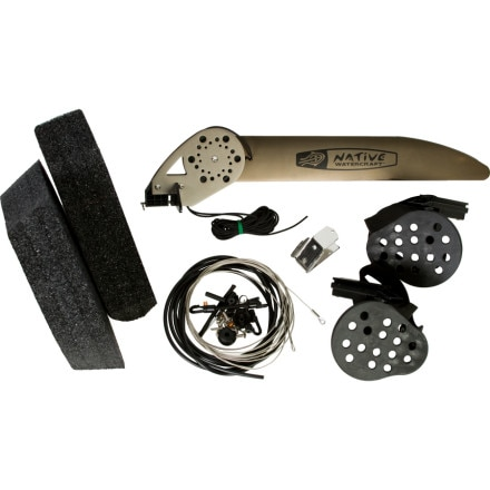 photo: Native Watercraft Ultimate Rudder Kit outfitting gear