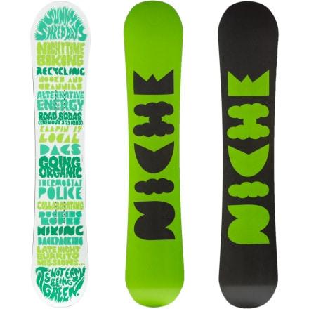Niche Minx snowboard
