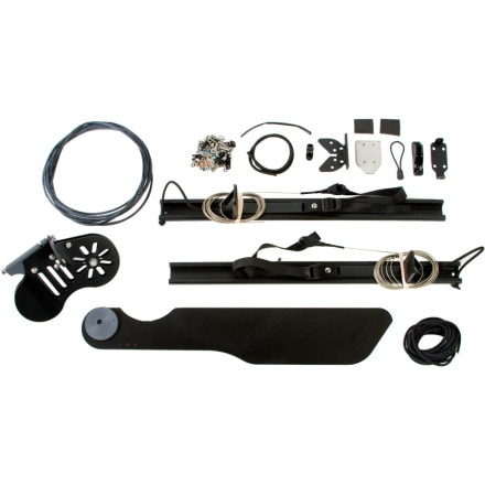 photo: Necky Double Touring Rudder Kit outfitting gear
