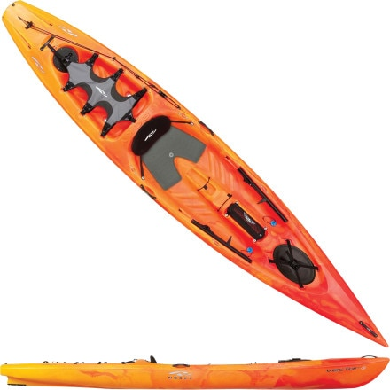 Necky Vector 13 Kayak - Sit-On-Top