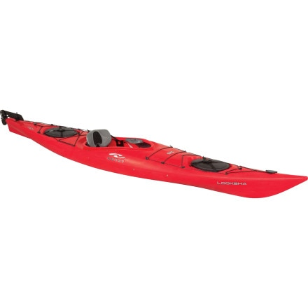 Necky Looksha 14 Kayak with Rudder