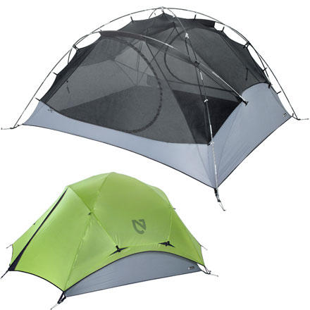 NEMO Equipment Inc. Losi 3P Tent: 3-Person 3-Season