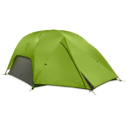 NEMO Equipment Inc. Obi 3P Tent with Footprint: 3-Person 3-Season