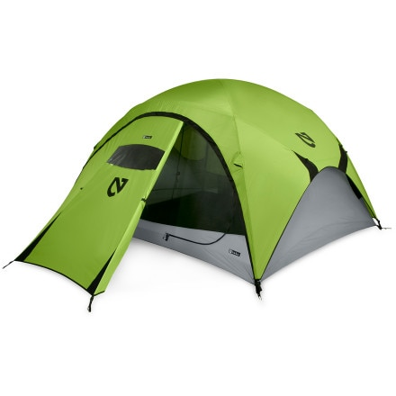NEMO Equipment Inc. Asashi 4P Tent: 4-Person 3-Season
