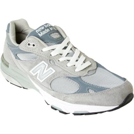 photo: New Balance 993 trail running shoe