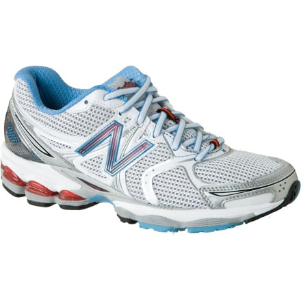photo: New Balance Women's 1260 Running Shoe trail running shoe