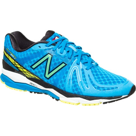 photo: New Balance 890 Running Shoe trail running shoe