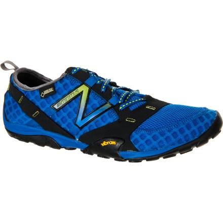 New Balance Men S Mo Minimus Gore Tex Trail Running Shoe