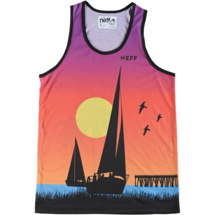 Neff Sailin Tank Top - Men's